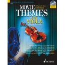 Movie Themes for Viola - 12 memorable themes from the greatest movies of all time