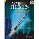 Movie Themes for Clarinet - 12 memorable themes from the greatest movies of all time