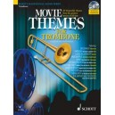 Movie Themes for Trombone - 12 memorable themes from the greatest movies of all time