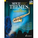 Movie Themes for Tenor Saxophone - 12 memorable themes from the greatest movies of all time