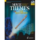 Movie Themes for Alto Recorder - 12 memorable themes from the greatest movies of all time