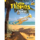 Latin Themes for Trumpet - 12 Vibrant themes with Latin flavour and spirit