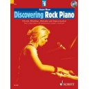 Moser, Jürgen - Discovering Rock Piano   Vol. 1