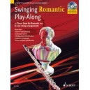 Swinging Romantic Play-Along - 12 Pieces from the Romantic era in easy swing arrangements for flute