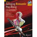 Swinging Romantic Play-Along - 12 Pieces from the Romantic era in easy swing arrangements for clarinet