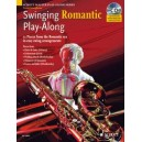 Swinging Romantic Play-Along - 12 Pieces from the Romantic era in easy swing arrangements for tenor saxophone