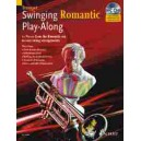 Swinging Romantic Play-Along - 12 Pieces from the Romantic era in easy swing arrangements for trumpet