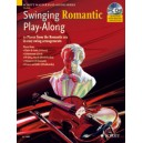 Swinging Romantic Play-Along - 12 Pieces from the Romantic era in easy swing arrangements for violin