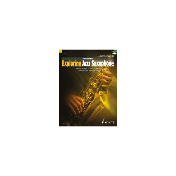 Weston, Ollie - Exploring Jazz Saxophone