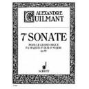 Guilmant, Félix Alexandre - 7. Sonata F Major op. 89/7
