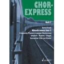 Chor-Express   Heft 7 - Classic meets Jazz 2