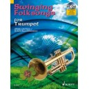 Swinging Folksongs for Trumpet - plus CD: Full performances and Play-Along-Tracks - Piano part to print
