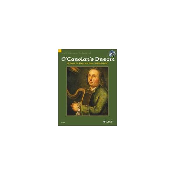 Cearbhalláin, Toirdhealbhach - OCarolans Dream