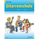 Kreidler, Dieter - Gitarrenschule   Band 1