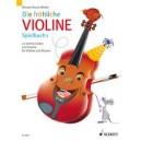 Bruce-Weber, Renate - Die fröhliche Violine   Spielbuch 1