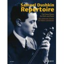 Samuel Dushkin Repertoire - The Best Pieces for Violin and Piano