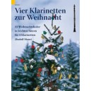 4 Clarinets for Christmas - 33 carols in easy arrangements