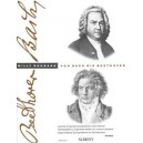 From Bach to Beethoven   Heft 1 - A collection of original, easy classical compositions with explanations regarding form and exe