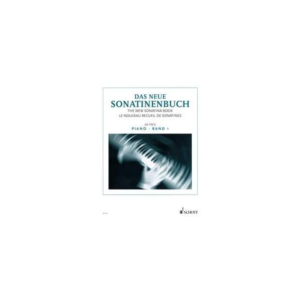 The new Sonatina Book   Band 1 - Sonatinas and pieces