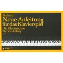 Burkard, Jakob Alexander - Neue Anleitung für das Klavierspiel   Band 1