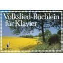 Volkslied-Büchlein - Lieder aus der Welt des Kindes.