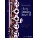 Clardy, Mary Karen - Flute Etudes Book   Vol. II