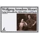 Mozart, Wolfgang Amadeus - Six Serenades  KV 166