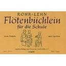 Rohr, Heinrich / Lehn, Franz - Flötenbüchlein   Heft 2