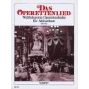 Das Operettenlied - Weltbekannte Operettenlieder