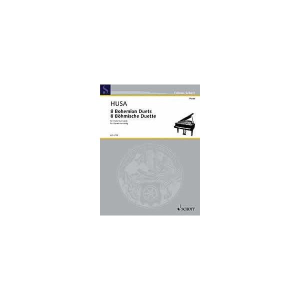 Husa, Karel - Eight Bohemian Duets