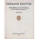 Reutter, Hermann - Kleine Ballade von den drei Flüssen