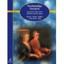Sonatas for Piano Duet - Mozart / Haydn / J.Chr. Bach / Häßler / Wolf
