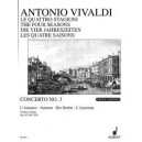 Vivaldi, Antonio - The four seasons op. 8/3 RV 293 / PV 257