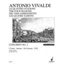 Vivaldi, Antonio - The four seasons op. 8/2 RV 315 / PV 336