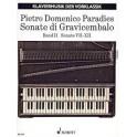 Paradies, Pietro Domenico - Sonatas for Harpsichord   Band 2