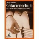 Kreidler, Dieter - Guitar Method   Band 1