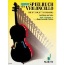 Playful book for violoncello   Band 2 - Easy Duets and Solos from the 18th century