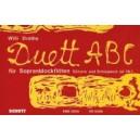 Duet - ABC - Kinderlieder in leichten Sätzen