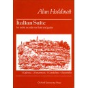 Hoddinott, Alun - Italian Suite