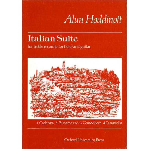 Italian Suite - Hoddinott, Alun