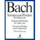 Bach, Johann Sebastian - Sonatas and Partitas