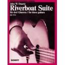 Duarte, John William - Riverboat Suite op. 94