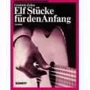 Zehm, Friedrich - Elf Stücke für den Anfang