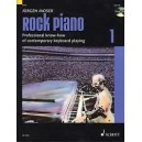 Moser, Jürgen - Rock Piano   Band 1