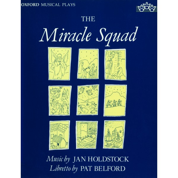 The Miracle Squad - Holdstock, Jan