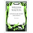 Sonata for Violin and Piano - Walton, William