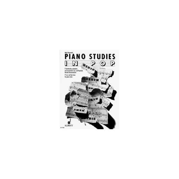 Schoenmehl, Mike - Piano Studies in Pop