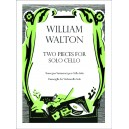 Two Pieces for solo cello - Walton, William