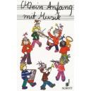 (M)ein Anfang mit Musik - Ein Liederbuch für Kinder und Eltern