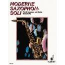 Modern Saxophone Solos